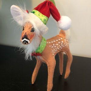 Annalee Christmas reindeer